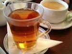 Hotコーヒー、ロータスティー