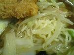 昔ながらの中華ちぢれ麺