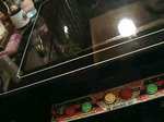 テーブルは、あの懐かしのゲーム台