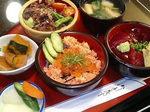 土曜日限定の「姫丼 ¥1050」