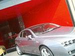 エントランスには、Alfa Brera