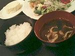 パン・ご飯・お味噌汁