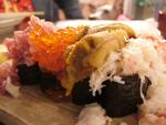 乃木坂名物 のっけ寿司