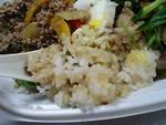 タイ料理には、お米はやっぱりインディカ種