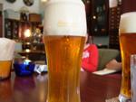 まずは生ビールでしょー♪