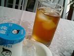 アイス烏龍茶