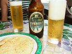 イエティビールとエベレストビール