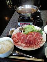 軟らかラム肉火鍋セット