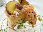 金時芋とマロンのモンブラン