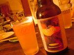 博石館ビールの「自然麦酒」