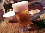 もちろん、ランチビール♪