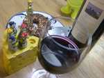もちろん、ワインとの相性もヨロシ