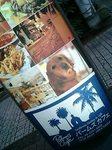 Palms Cafe看板