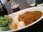 お豆と挽肉のカレー