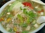 極辣麺(カライカライソバ)
